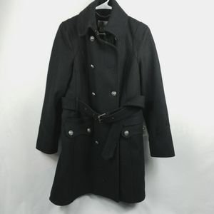 Worthington Women's Military Style Pea Coat